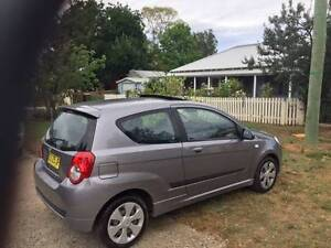 2009 Holden Barina Hatchback Bungendore Queanbeyan Area Preview