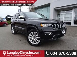 2017 Jeep Grand Cherokee Limited *ACCIDENT FREE* V8 HEMI ENGI...