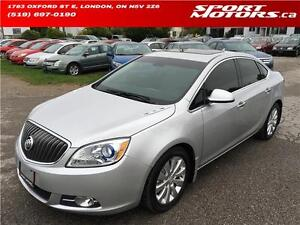 2012 Buick Verano *Only 78 KM* New Tires & Brakes! Remote Start!