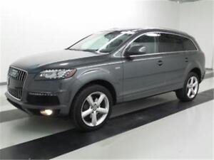 2015 Audi Q7 AWD!  ONLY 9.560 MILES!