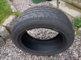 Car Tyre: Tigar Prima, 185 x 55 R15 82V, Unused Condition! £35... Bargain!