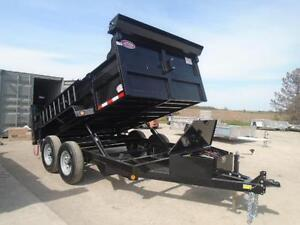 ALL THE FREE OPTIONS COME W/ THIS DUMP- 7 X12' 6 TON $7691 London Ontario image 2