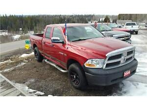 2009 DODGE RAM 1500 LOW KM