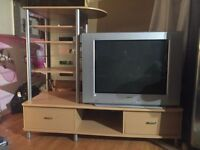 """Entertainment stand for 42"""" TV or smaller"""