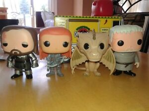 Game of Thrones Funko POP Vinyl Figure Loose Collection Cambridge Kitchener Area image 2