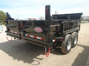 ALL THE FREE OPTIONS COME W/ THIS DUMP- 7 X12' 6 TON $7691 London Ontario image 3