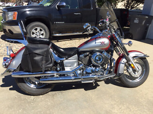 Yamaha Vstar 650 Low KMs