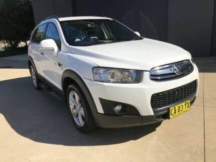 FINANCE FROM $53 PER WEEK* - 2011 HOLDEN CAPTIVA 7 SEATER DIESEL Parramatta Parramatta Area Preview