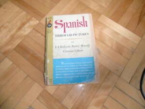 Manuels d apprentissage pour apprendre l espagnol