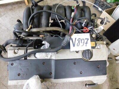 SL 320 R129 Bj. 96 Motor 104991 104.991 mit Bauteilen ca 159 000 km