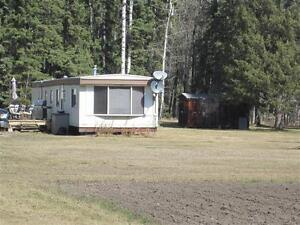 Affordable living-Renovated Mobile Home on 1.21 acres-Edson, AB