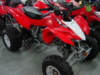 HONDA SPORTRAX $156 a month, BillsCycle
