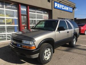 2003 Chevrolet Blazer LS Base