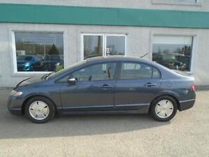 Honda Civic Hybrid 2007, Tres Propre!!!!