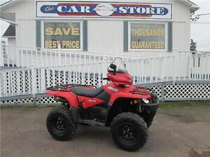 2013 Suzuki King Quad 750 LT