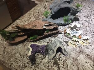 """""""LIKE NEW"""" MANY DIFFERENT AQUARIUM ACCESSORIES TO PICK FROM"""