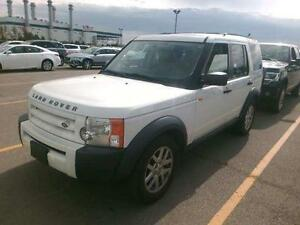 2007 LAND ROVER LR3 ***DRIVES GREAT!! MUST SEE!!! LOW KM'S