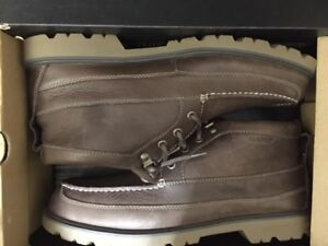 Men's Sperry top sider Brown Leather Boots