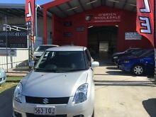 2005 Suzuki Swift RS415 Z Series Silver 5 Speed Manual Hatchback Clontarf Redcliffe Area Preview