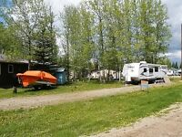 Large Lot, ready to develop at Turtle Lake Lodge