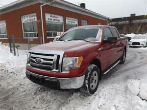 FORD F-150 2011 SUPERCREW**6 PASSAGERS AVEC BLUETOOTH ET ++