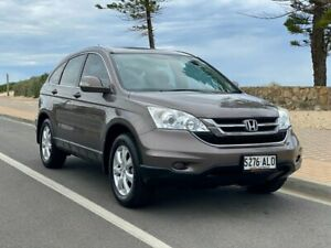 2011 Honda CR-V RE MY2010 4WD Grey 5 Speed Automatic Wagon Christies Beach Morphett Vale Area Preview