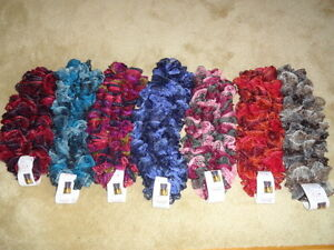 Frilly Ruffle scarfs Cambridge Kitchener Area image 3