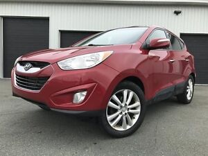 2013 Hyundai Tucson Limited at