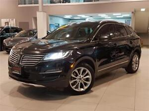 2015 Lincoln MKC AWD-NAVIGATION-PANO ROOF-CAMERA-ONLY 93KM