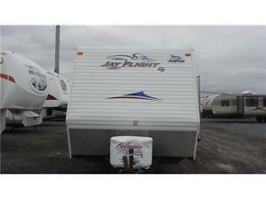 2008 Jayco JayFlight g2 26BHS- BUNK BEDS- VERY CLEAN