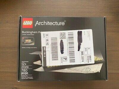LEGO Architecture Buckingham Palace (21029) NIB Sealed Retired