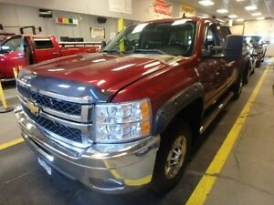 2017 Chevrolet Silverado 2500hd Lt 4wd Crew Cab One Owner