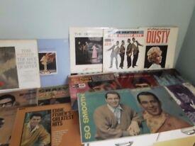 Original 1960s Vynil Albums