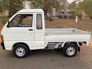 Daihatsu HiJet Jumbo MINI-TRUCK extra cab low mileage 4WD!!! Coraki Richmond Valley Preview
