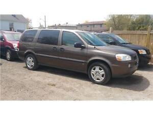 2008 Chevy. Uplander 1LS-EXTENDED-Low kms, 7Passanger-CERTIFIED.