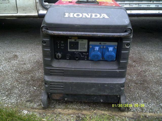 used honda inverter eu 30 is petrol generator portable. Black Bedroom Furniture Sets. Home Design Ideas
