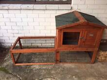 Bunny or guinea pig hutch Toukley Wyong Area Preview