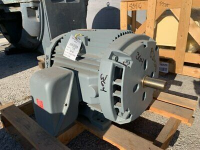 75 Hp General Electric Ac Electric Motor 3600 Rpm Fr 364ts Dpbb 230460 V New
