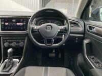 2019 Volkswagen T-Roc 1.5 Tsi Evo Se 5Dr Dsg Auto Hatchback Petrol Automatic
