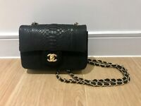 05548c12dfc3 Chanel Handbag With Authentic Card And Bag