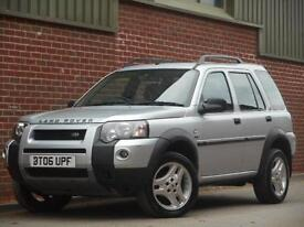 2006 Land Rover Freelander 2.0Td4 AUTOMATIC HSE