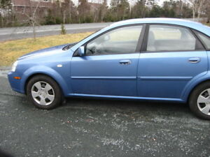 2005 Chevrolet Optra Yes Other