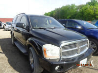 2004 Dodge Durango Limited SUV, Crossover