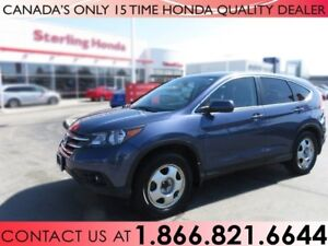 2014 Honda CR-V EX | AWD | WINTER WHEELS | 1 OWNER | NO ACCIDENT