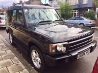 LANDROVER DISCOVERY 2 LANDMARK 2.5 AUTOMATIC VERY CLEAN IN AND OUT