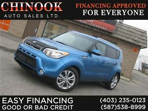 2015 Kia Soul EX+ WARRANTY, BACKUP CAMERA, MINT