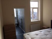 Spacious Ensuite Rooms to Rent next to Swinton Trains Station