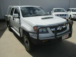2008 Holden Colorado White Manual Ayr Burdekin Area Preview