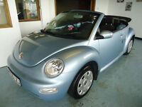 Volkswagen Beetle 1.9TDI 2005 CONVERTIBLE