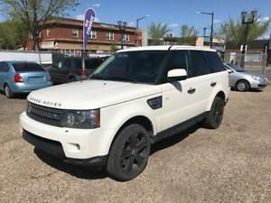 2010 Land Rover Range Rover Sport SuperCharged, Loaded